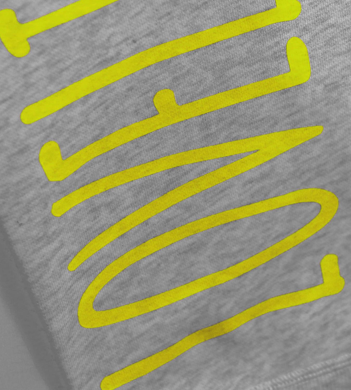 スウェットパンツ ロゴ