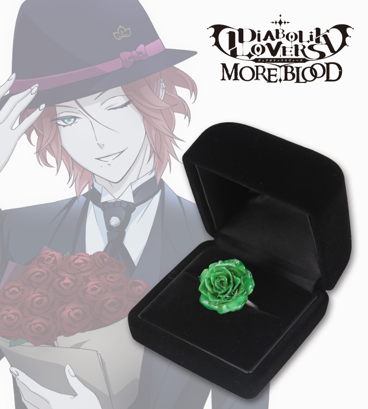 REAL ROSE PROMISE RING~逆巻ライト~