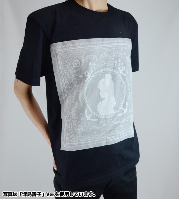 バンダナTシャツ(黒澤ルビィ)