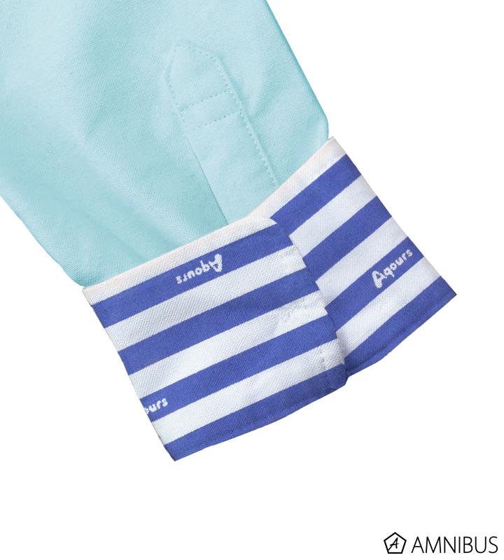 ワンポイント刺繍シャツ(渡辺 曜)