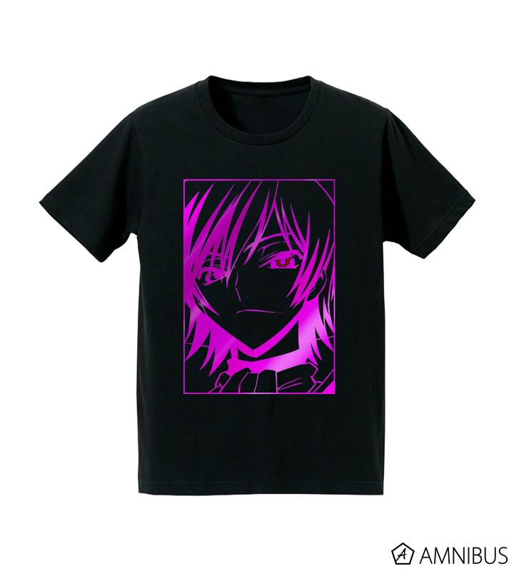 箔プリントTシャツ(ルルーシュ)