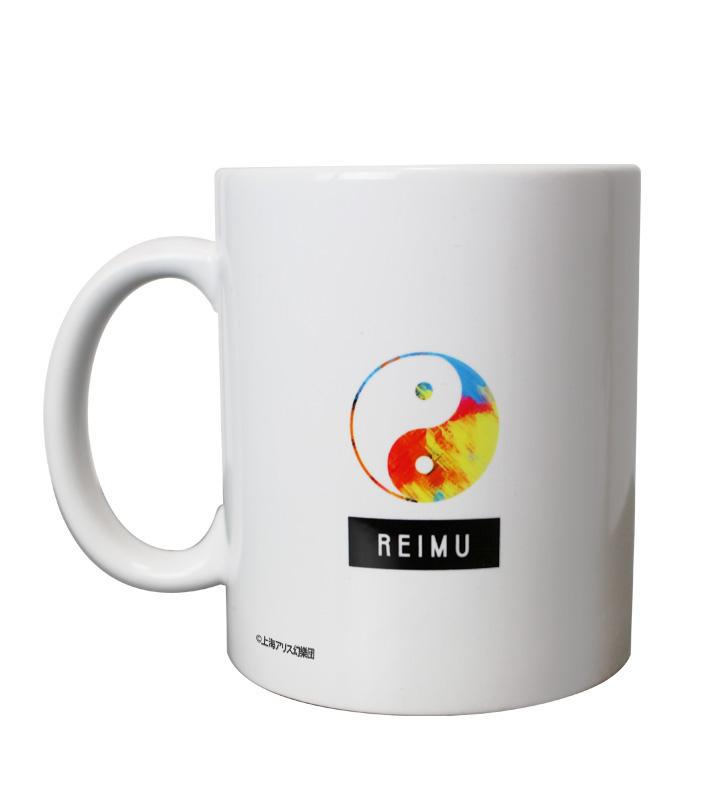 Ani-Artマグカップ(博麗霊夢)