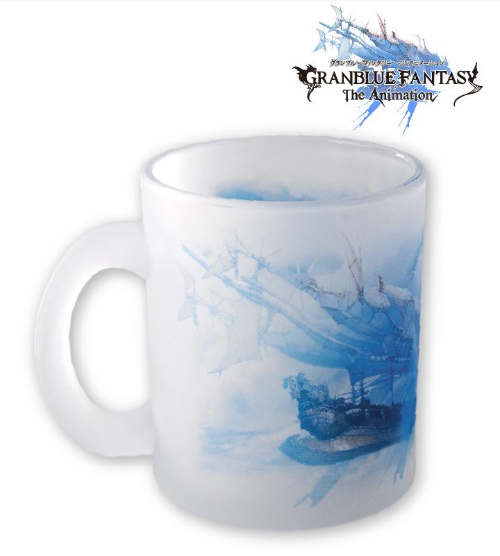 グランサイファーガラスマグカップ