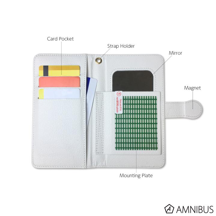 エロマンガ先生 手帳型ケース マルチタイプ Mサイズ