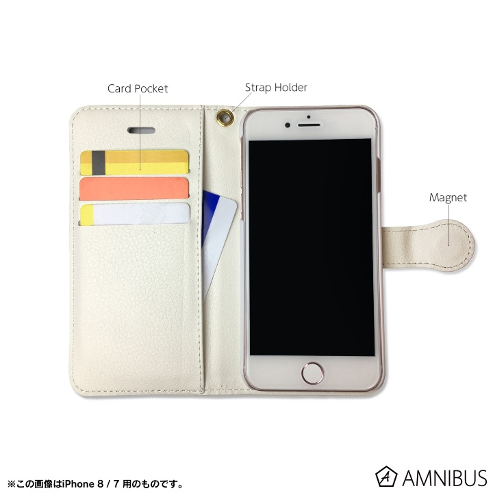 【iPhone6s Plus/6 Plus ケース】エロマンガ先生 手帳型ケース