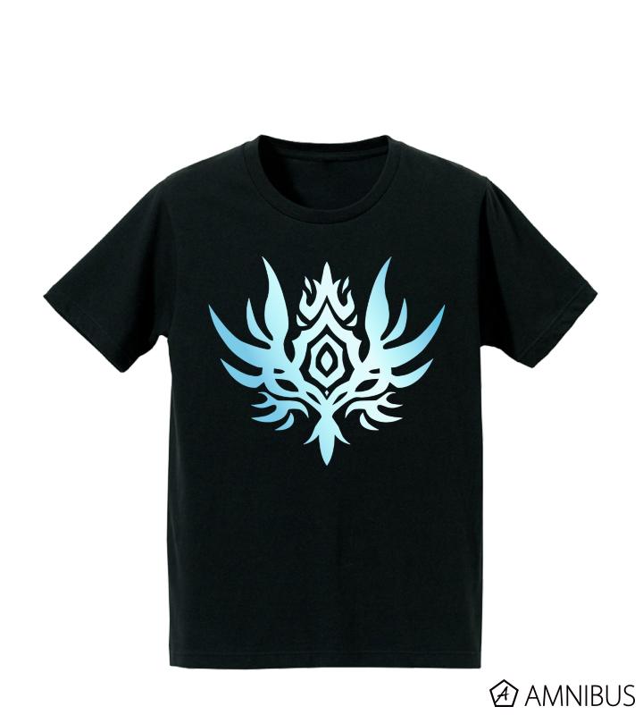 箔プリントTシャツ(テオの聖印)