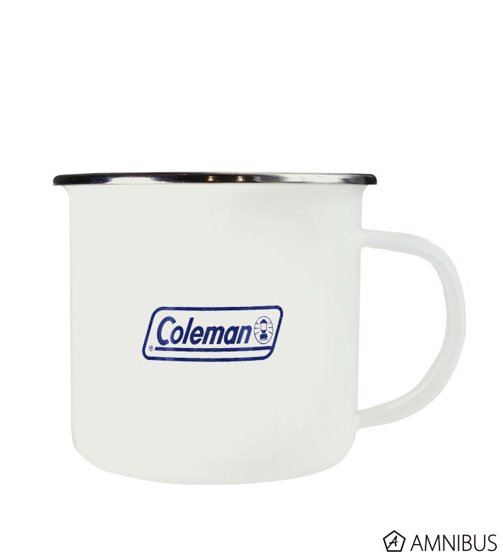 Colemanコラボ エナメルマグカップ(犬山あおい)
