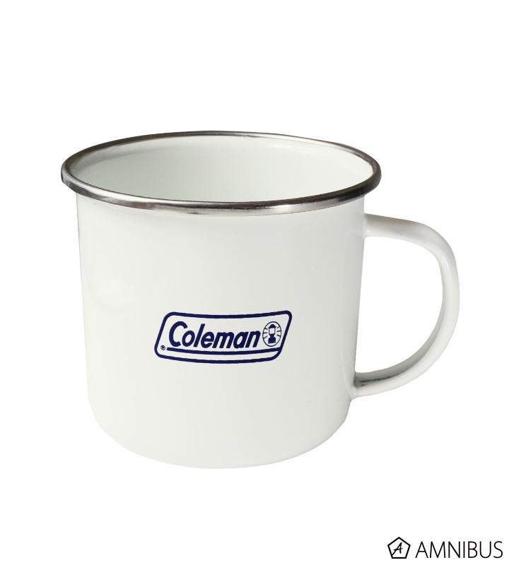 Colemanコラボ エナメルマグカップ(斉藤恵那)