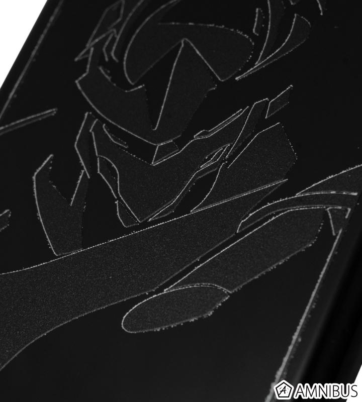 箔プリントiPhoneケース (蜃気楼)