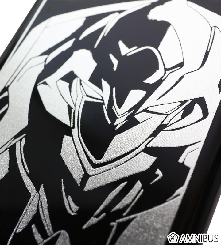 箔プリントiPhoneケース (ランスロット・アルビオン)