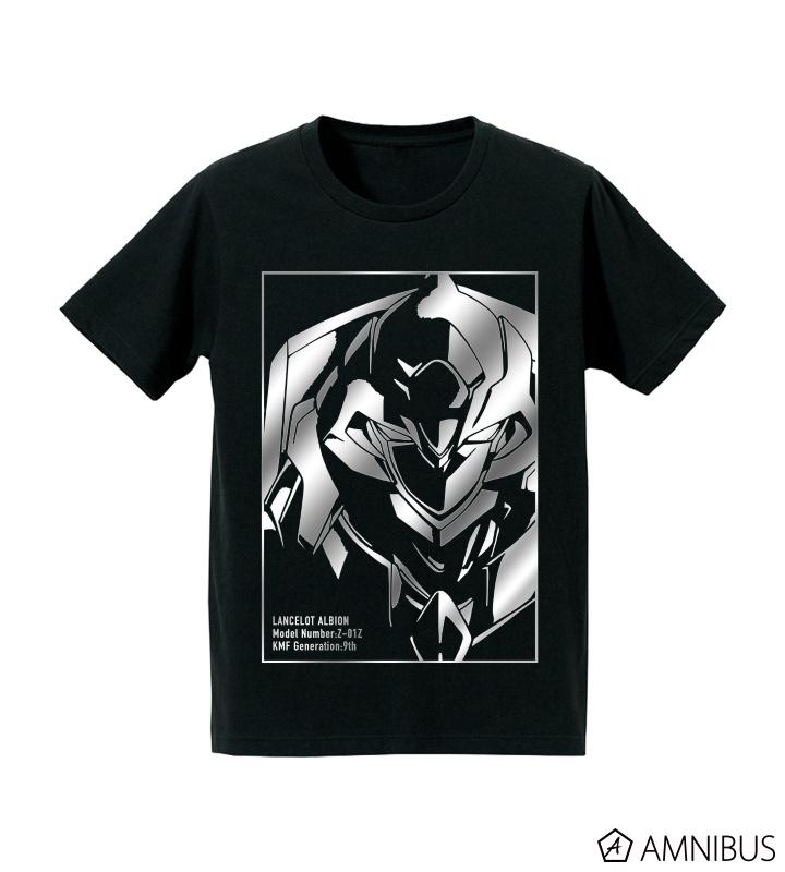 箔プリントTシャツ(ランスロット・アルビオン)