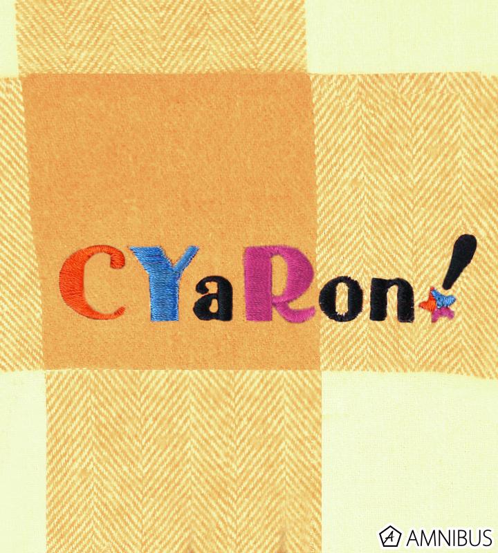 ネルシャツ(CYaRon!)