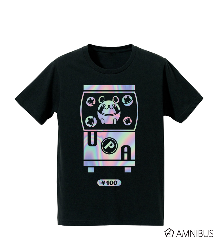 ホログラムTシャツ(うーぱコレクション)