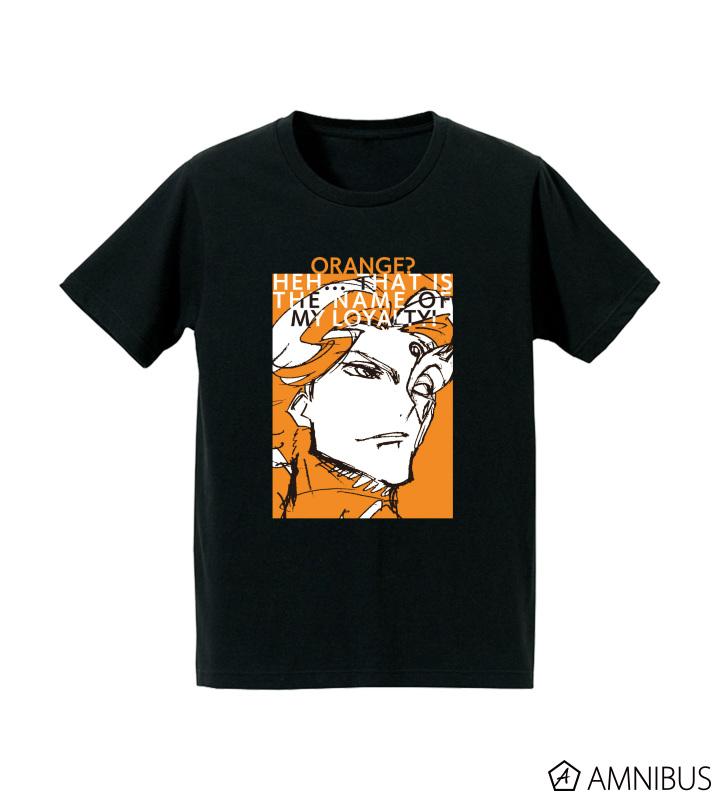 「オレンジ?ふふ…それは我が忠誠の名前」Tシャツ