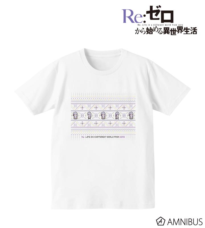 ノルディックデザインTシャツ(エミリア)