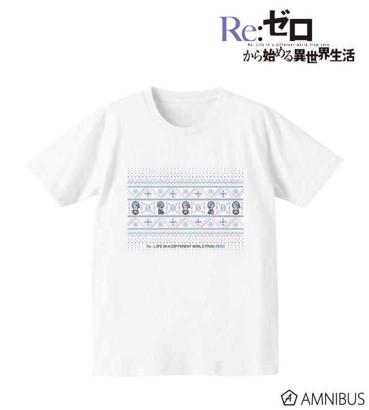 ノルディックデザインTシャツ(レム)