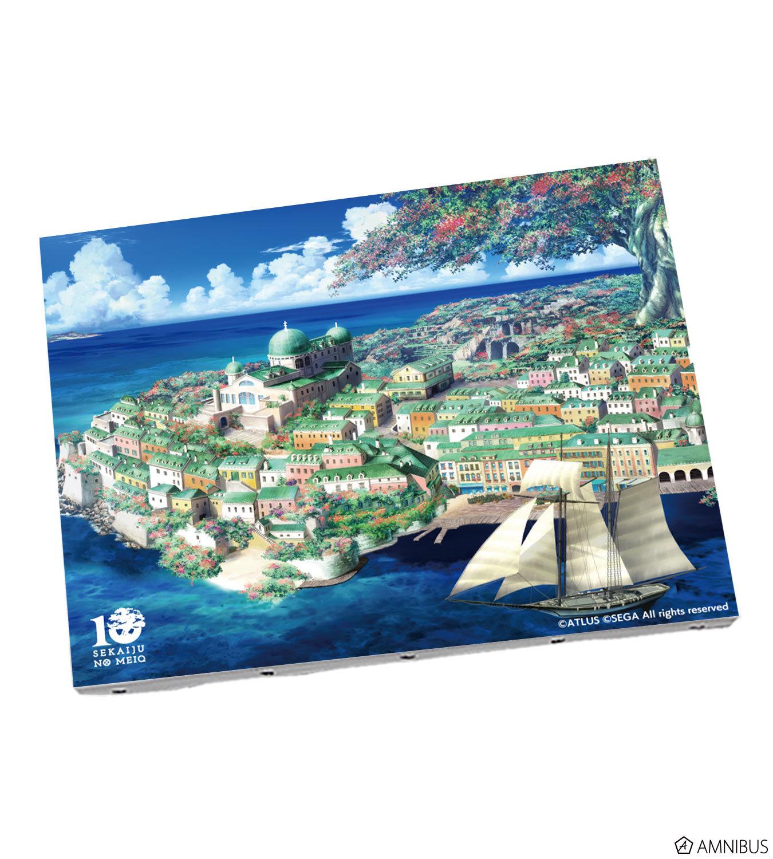 キャンバスボード(世界樹の迷宮Ⅲ)