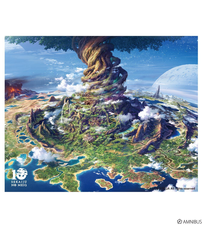 キャンバスボード(世界樹の迷宮Ⅴ)