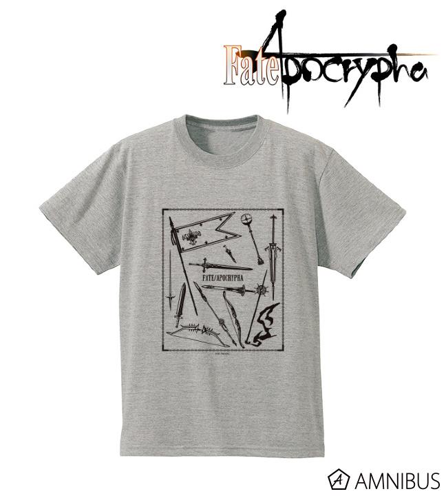 宝具ラインアートTシャツ