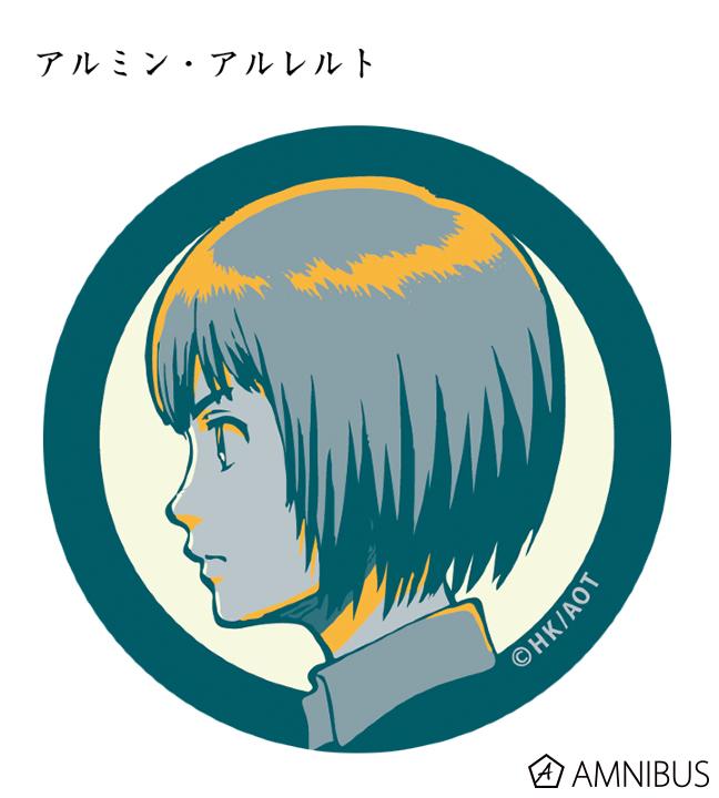 トレーディング缶バッジ(カラーパレットver.)
