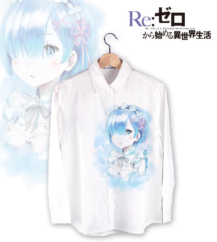 ANI-ART グラフィックシャツ(レム)