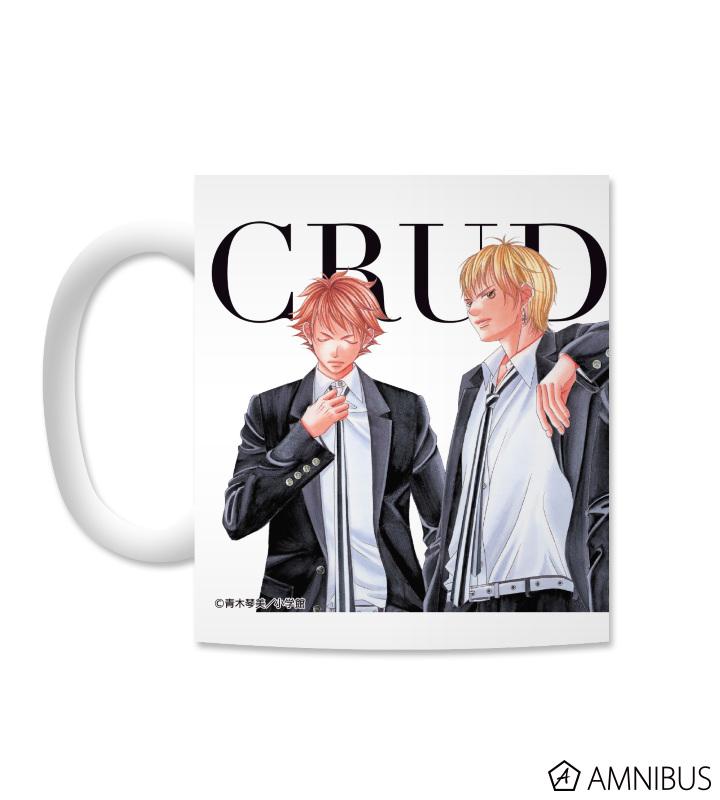 CRUDE PLAY マグカップ
