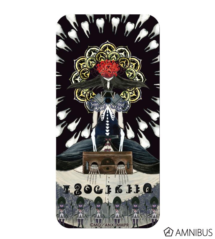 iPhoneケース(くるみ割りの魔女)