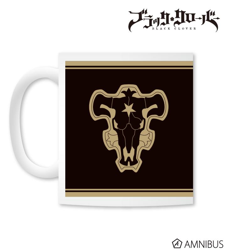 マグカップ(黒の暴牛)