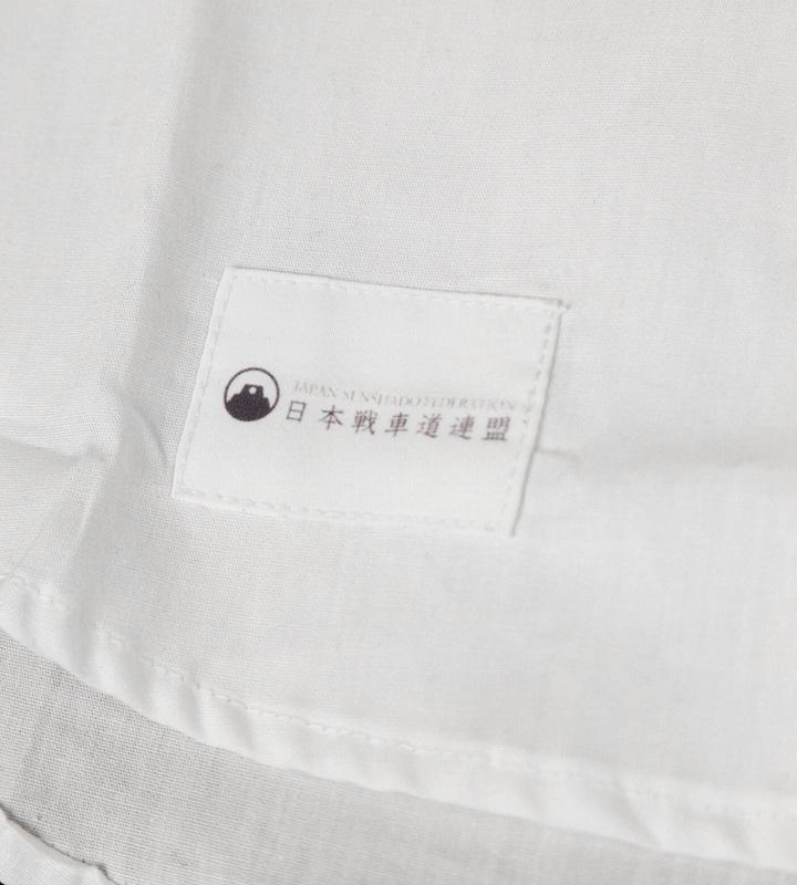戦車道連盟ビジネスシャツ