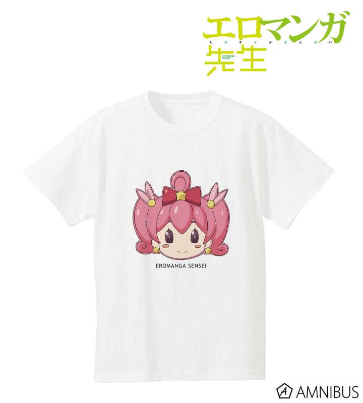 エロマンガ先生のお面 Tシャツ