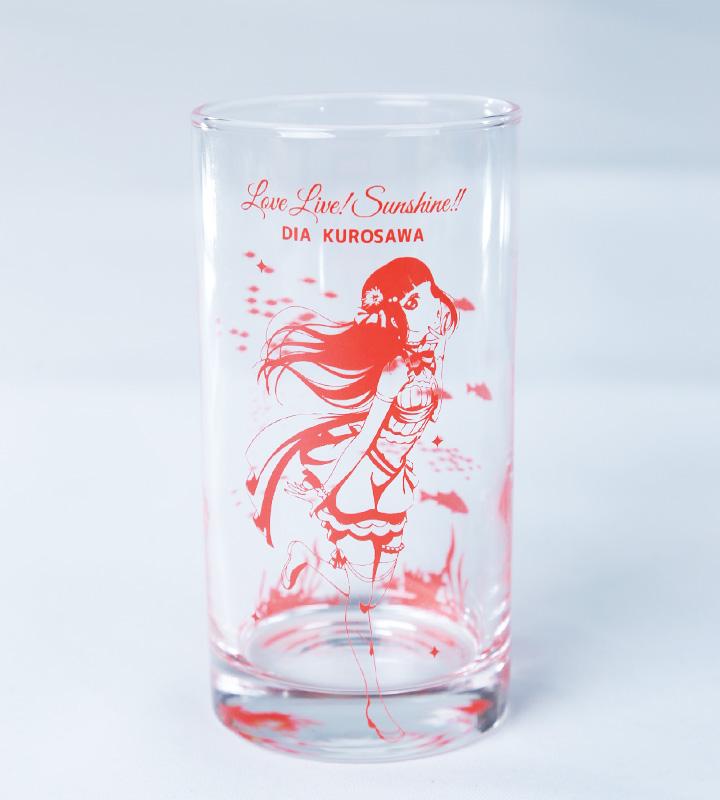 恋になりたいAQUARIUMグラス - 黒澤ダイヤ