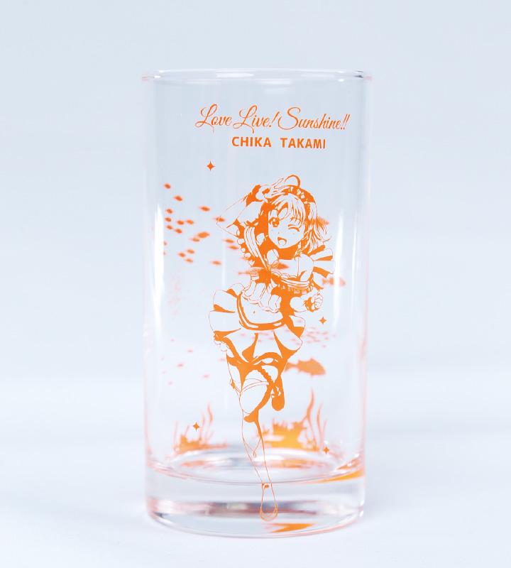 恋になりたいAQUARIUMグラス - 高海千歌