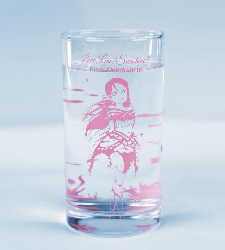 恋になりたいAQUARIUMグラス - 桜内梨子