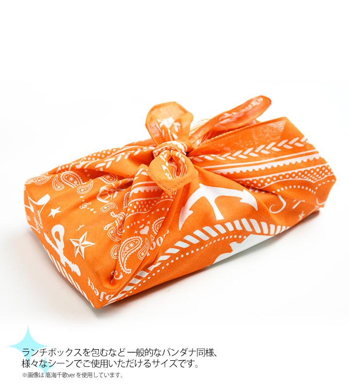 マリングラフィックバンダナ / 松浦果南