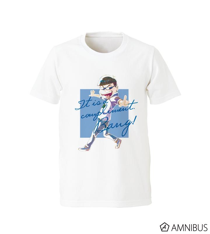 カラ松 Ani-Art Tシャツ