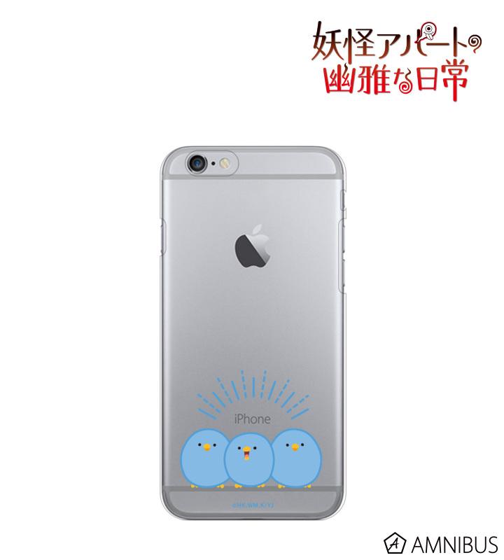 3匹の鳥iPhoneケース