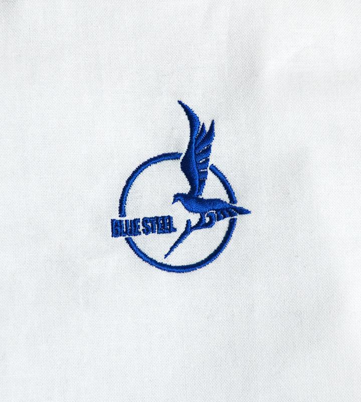 BLUE STEEL オックスフォードシャツ