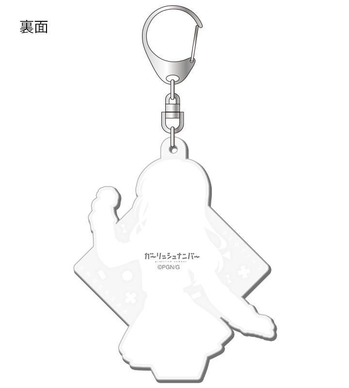 Ani-Art キーホルダー(烏丸千歳)