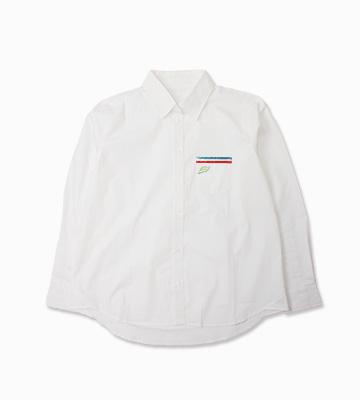 真波山岳レディースシャツ