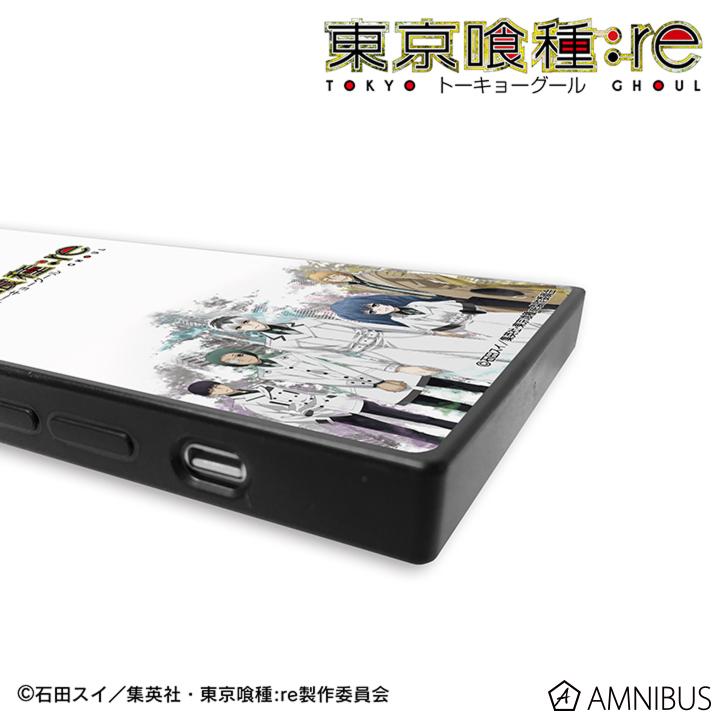 東京喰種トーキョーグール:re TILE 背面ケース iPhone 8 / 7