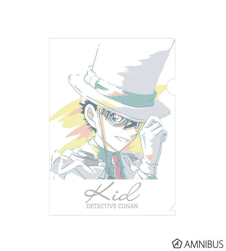 怪盗キッド Ani-Art クリアファイル