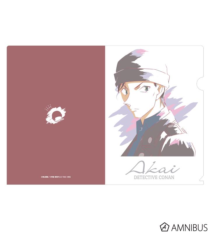 赤井秀一 Ani-Art クリアファイル