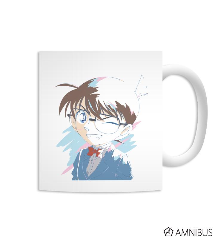 江戸川コナン Ani-Art マグカップ