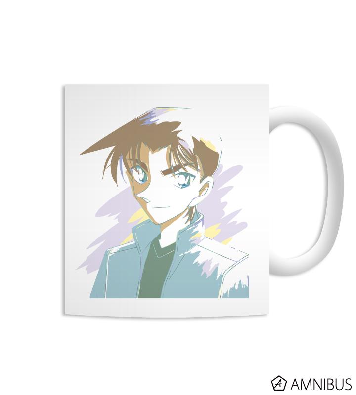 服部平次 Ani-Art マグカップ