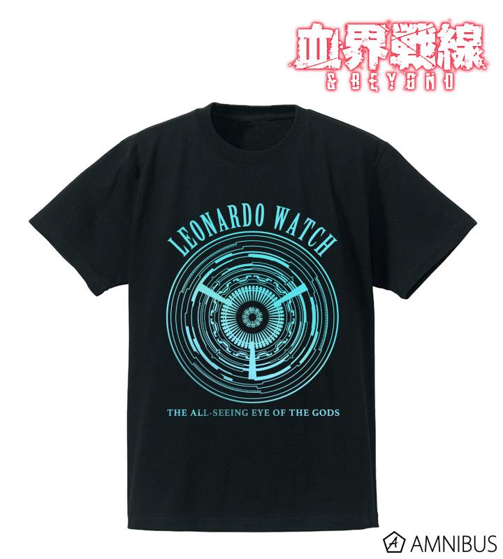 箔プリントTシャツ(神々の義眼)