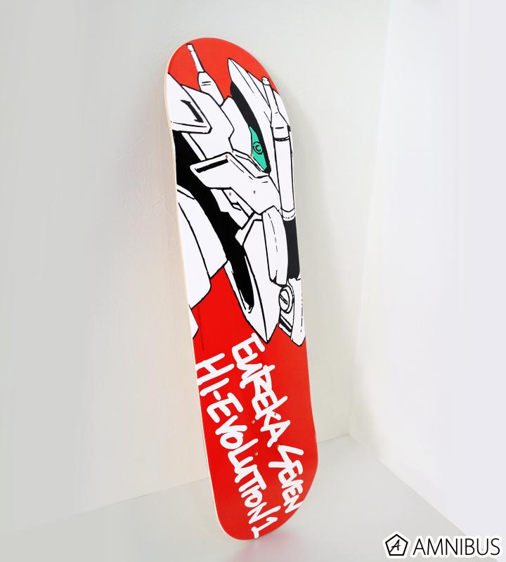 スケートボードデッキ