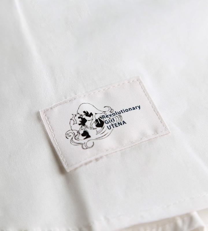 薔薇の紋章シャツ