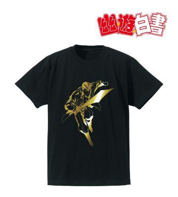 箔プリントTシャツ(次元刀)