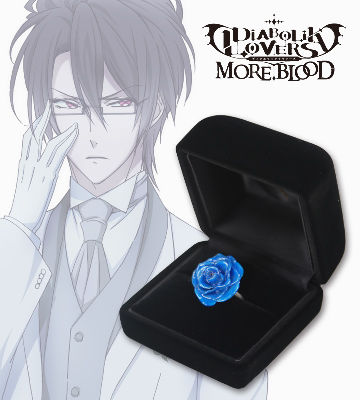 REAL ROSE PROMISE RING~逆巻レイジ~