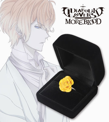 REAL ROSE PROMISE RING~逆巻シュウ~